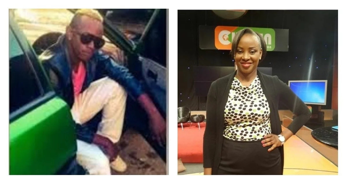 Citizen TV's Kanze Dena gets a mariage offer from a very unlikely source