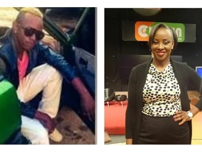 Citizen TV's Kanze Dena gets a marriage offer from a very unlikely source
