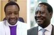 Mchungaji ataka kumshtaki Raila kwa kutoheshimu Biblia