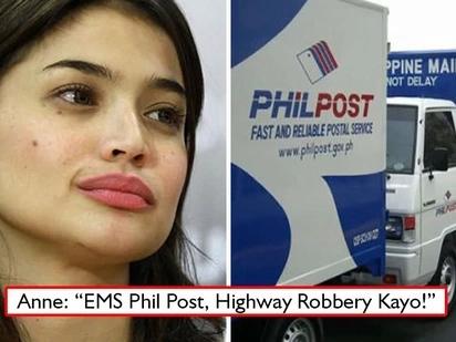 Ginalit siya nang husto! Anne Curtis slams EMS Phil Post on social media - 'Highway robbery kayo!'