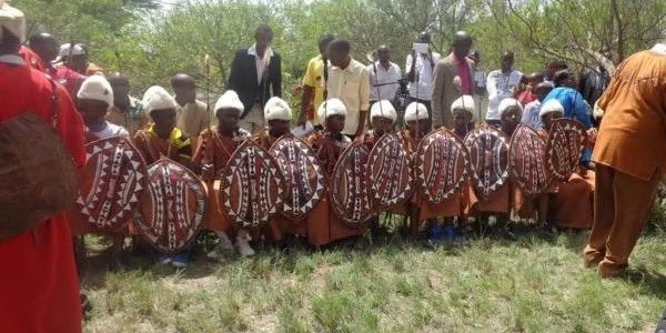 Old Kikiyu elders take computer classes but the reason why will surprise you