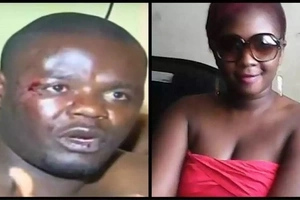 Pregnant wife to man caught with a married woman opens up about his character