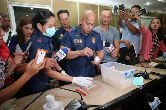 Government employees undergo mandatory drug test