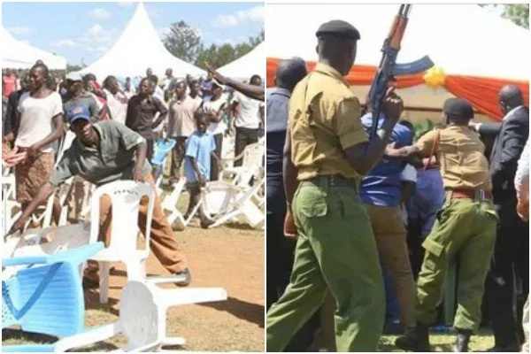 27 youth arrested with pangas heading to disrupt ODM rally