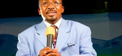 Pastor James Ng'ang'a Arrested