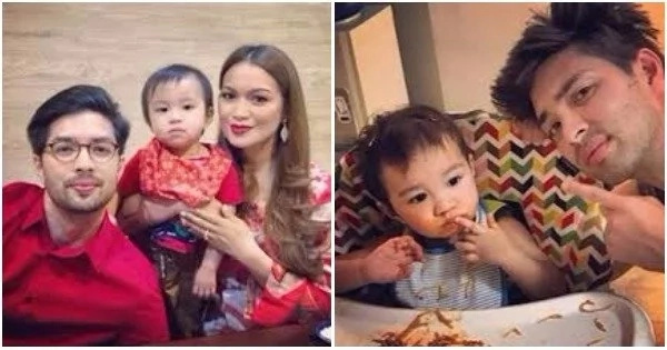 Joross Gamboa recently announced the birth of his second child on Instagram!