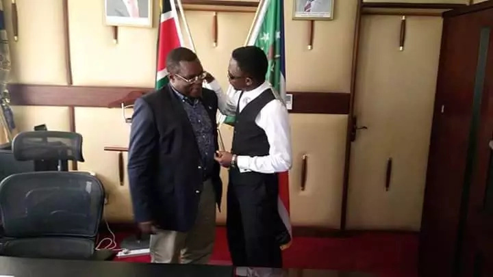 Will Ababu Namwamba join Kenneth Lusaka at Jubilee?