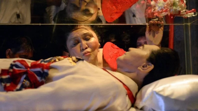 PH debate community denounces Marcos' burial at the LNMB