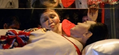 Should the late Marcos be buried at the Libingan ng mga  Bayani?