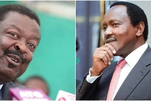 After Kalonzo smelled a RAT, Musalia Mudavadi reveals the timelines when NASA will announce its flag-bearer
