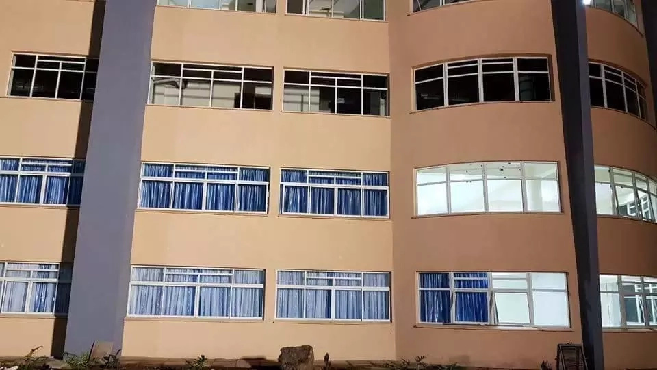 X unbelievably stunning photos of Thika level 5 hospital that have left Kenyans speechless