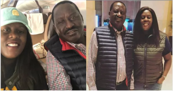 Raila reports back to supporters on successes of USA visit