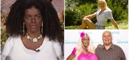 White model who tanned her skin black now wants an 'African nose' and to visit Africa