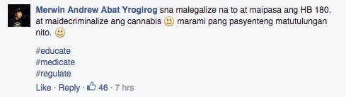 PNP burned marijuana plants and people aren't happy about it