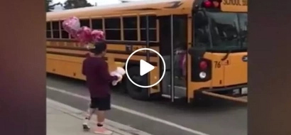 We all thought this man will surprise his girlfriend until this heart-melting scene happened...