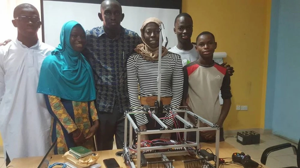 Fury as US denies Gambian students visas to take part in global robotics challenge