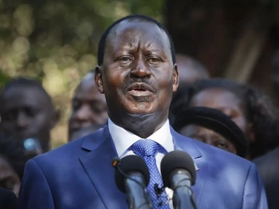 Raila Odinga's extra-ordinary lecture to governors in Meru