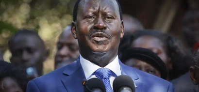 Here is why Kenya police officers are demon possesed- Raila Odinga