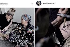 Apo Whang-Od, Sinong Artista Na Naman Ba Ang Dumayo Sa Kanya? At Kung Anong Disenyo ng Pinagawang Tattoo, Alamin!