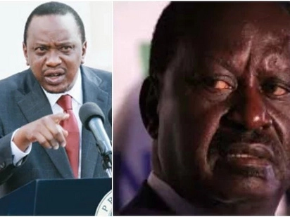 You cannot stop a democratic process – Uhuru warns Raila after calls for countrywide protests on October 26