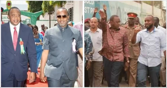 Uhuru and Joho bromance captured in pictures