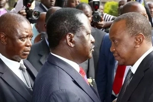 Uhuru, Raila set to meet at another funeral since the burial of William Ole Ntimama