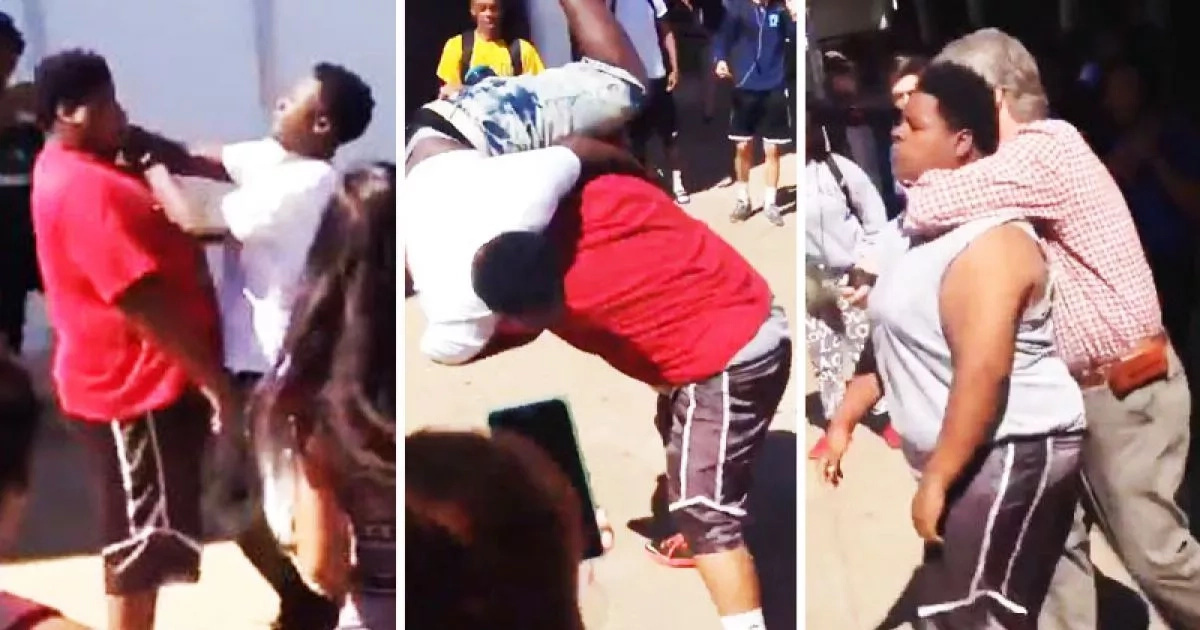 Bully Punches Kid In The Face Multiple Times, WATCH What He Gets In Return