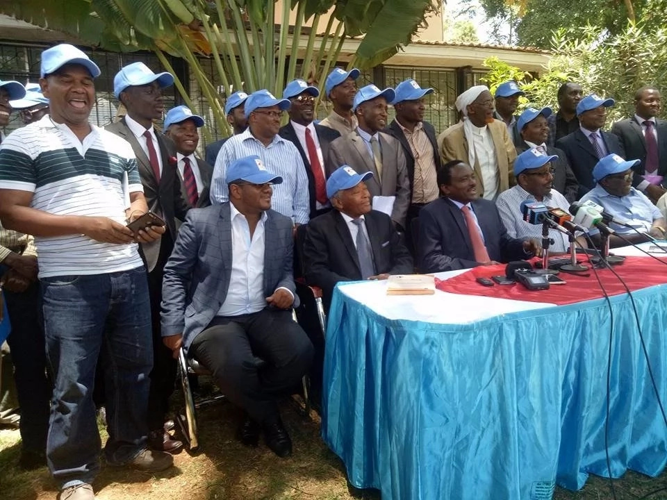 Former ambassador dumps Raila for Kalonzo,a month after joining ODM
