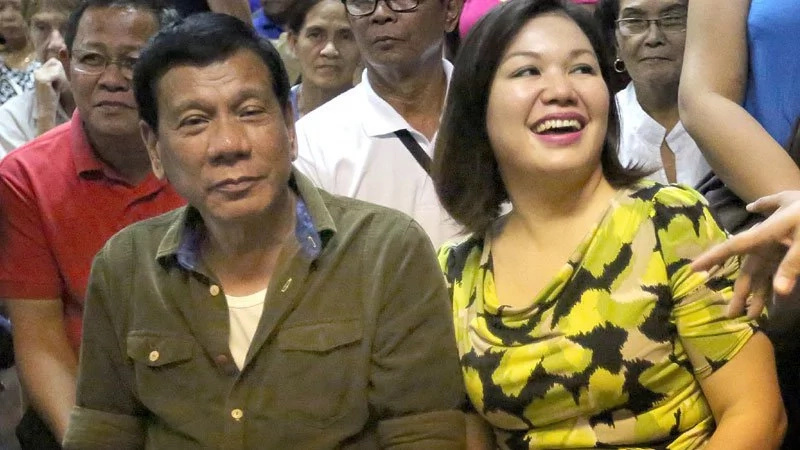 Who will be Duterte's First Lady?