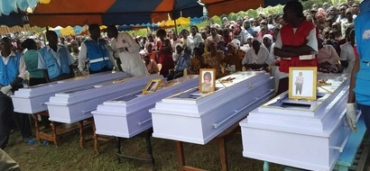 Kakamega To Install Lightning Arresters, Governor Says At Funeral Of Five Victims