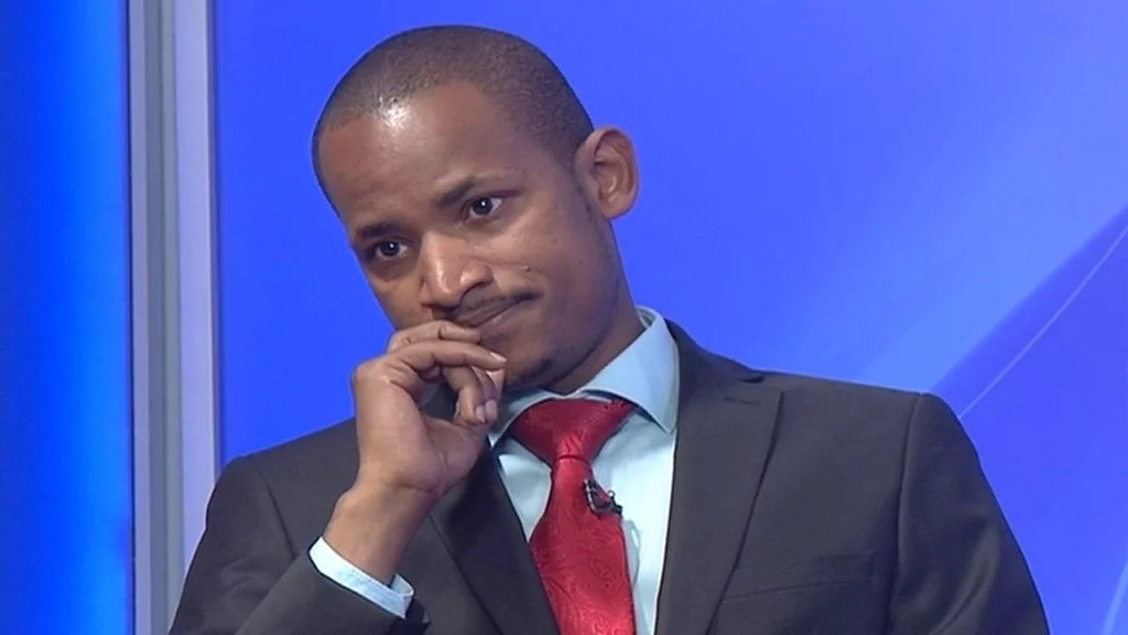 Babu Owino alipiga kura mara mbili wakati wa uchaguzi mkuu?