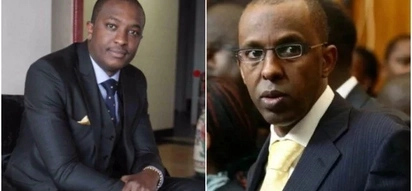 Uhuru's lawyer tears Steve Mbogo apart over chopper saga