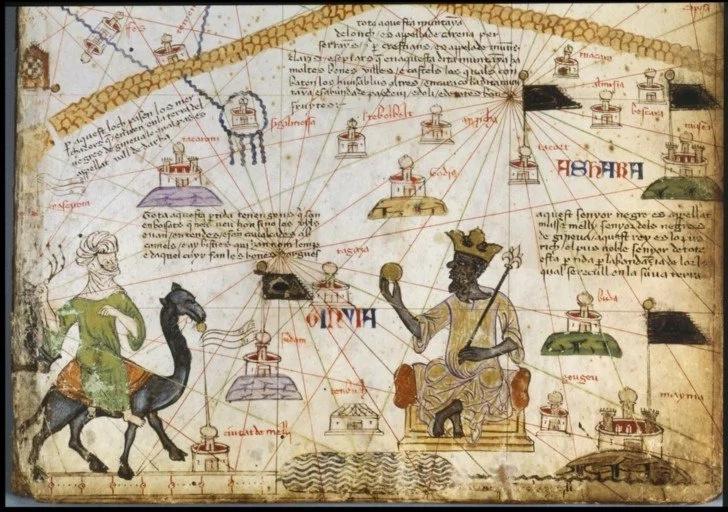 Richest man in history Mansa Musa worth over $400 billion