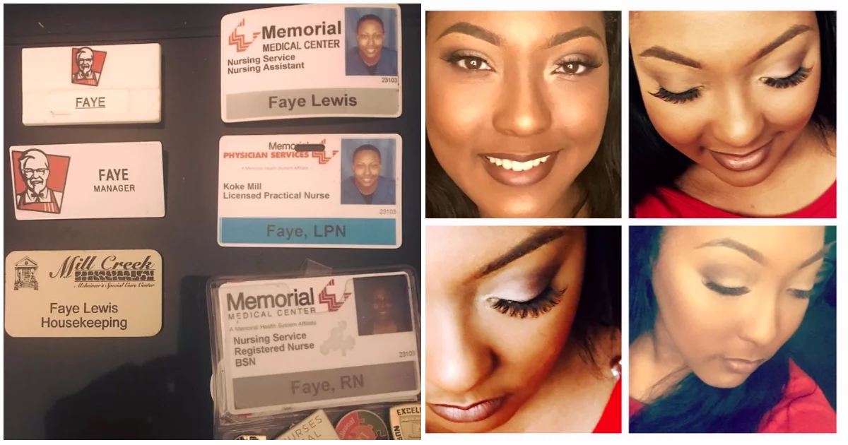 Dream comes true! Single mum who worked as maid to pay college fees becomes certified nurse (photos)