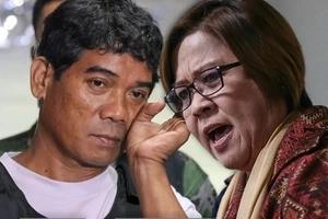 Walang basagan ng trip! Dayan claims De Lima called Duterte 'sira-ulo'