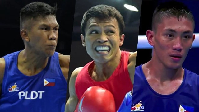 PH boxers bid goodbye to Olympics