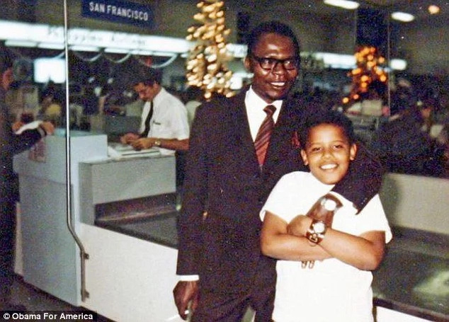 Barack Obama father letters found in Harlem