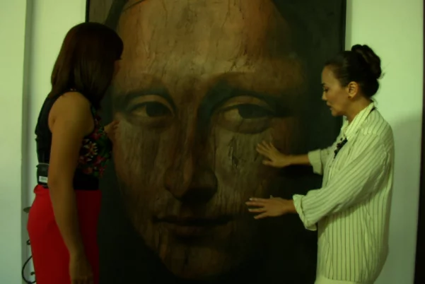 Kuh Ledesma lets viewers take a peek of her Hacienda Isabella