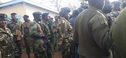 Genge la majambazi hatari wanaowahangaisha wakazi wa mtaa wa KANGEMI, Nairobi