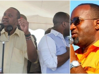 Fighting Uhuru Kenyatta is not the easiest thing to do and Mombasa governor Hassan Joho explains why