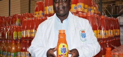 Story of a man who left KSh1m salary to make Treetop juice