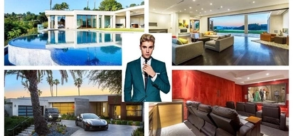 Halos P3M per month! Justin Bieber gives a glimpse of his luxurious and expensive bachelor pad in Beverly Hills