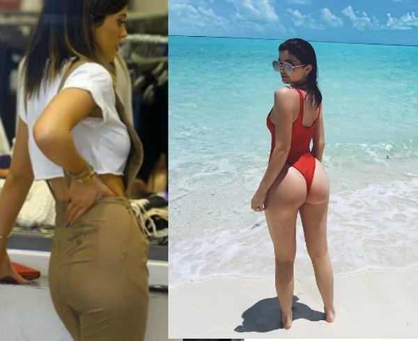 Here's Why Kendall Jenner's Bum Gets MUCH Bigger (Photos)