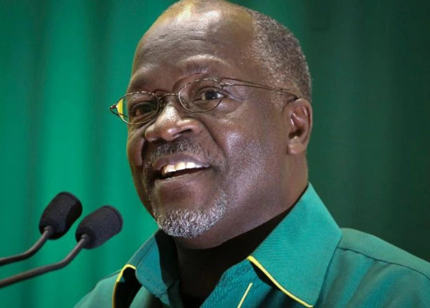 Tanzanians angry after Magufuli failed to attend Uhuru's swearing-in