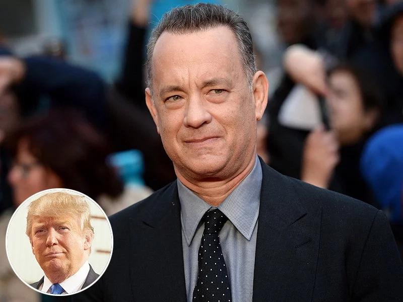 After DeNiro, Tom Hanks' Speech About Donald Trump F*cking Rocks