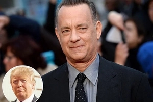 After DeNiro, Tom Hanks' Speech About Donald Trump F*cking Rocks