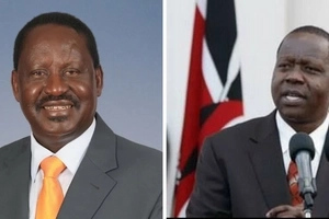 Raila shifts his target, attacks Matiangi