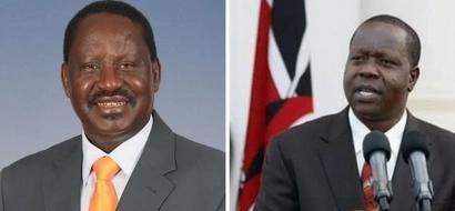 Raila shifts his target, attacks Matiangi
