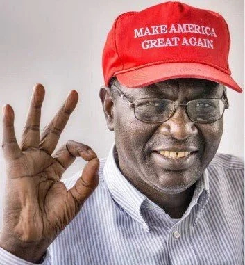 Malik Obama to vote Donald Trump in US elections