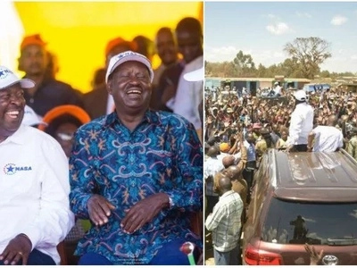 NASA beats Jubilee to Kenya's historic grounds